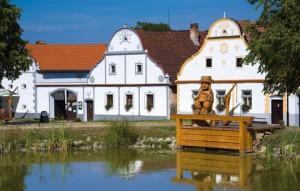 Деревня Голешовице