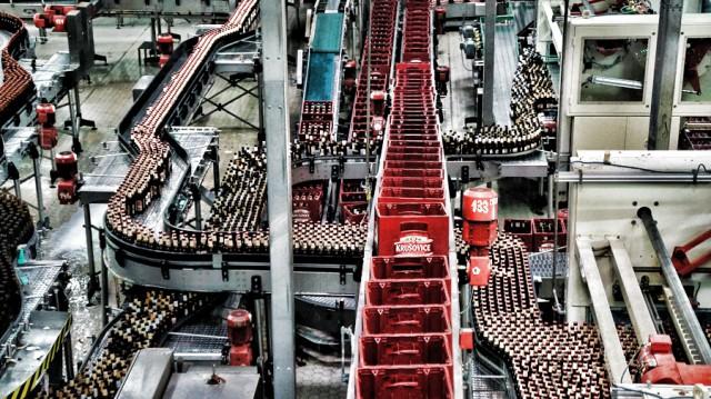 Экскурсия на завод Крушовице