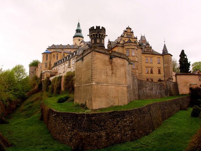 Замок Фридланд