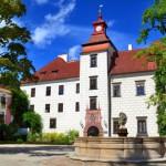 Замок Тршебонь