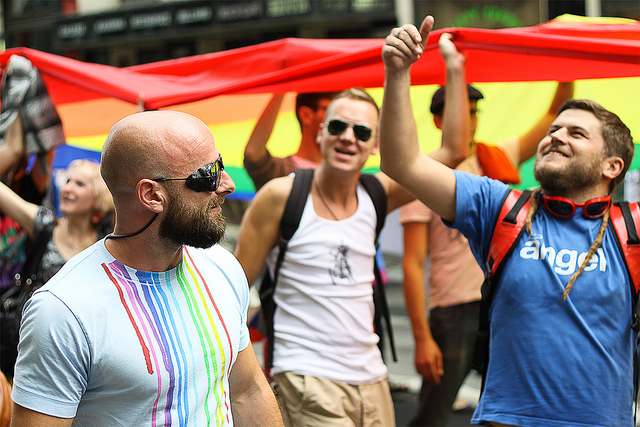 Гей-Парад в Праге 2012