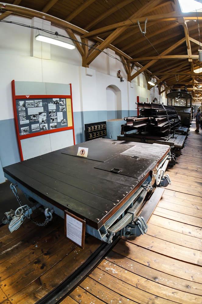 Музей трамваев в Праге