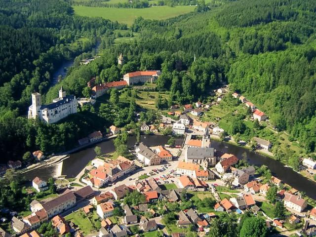 Замок Рожемберк