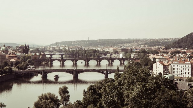 Метроном в Праге