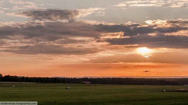 Полеты на самолете в Чехии