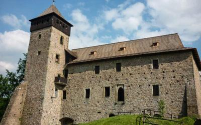 Замок Литице над Орлицей