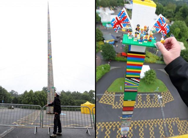 Башня Лего в Праге