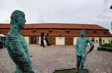 Музей Франца Кафки и писающие мужчины