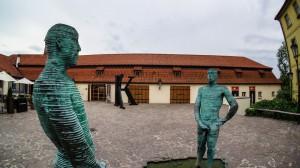 Музей Кафки в Праге