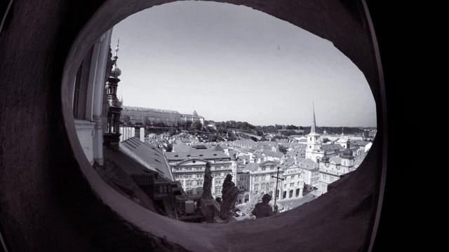 Башня собора Святого Микулаша