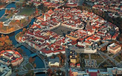 Город Ческе-Будеёвице