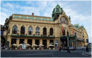 Общественному дому в Праге сто лет