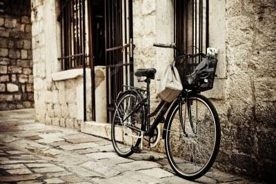Выставка велосипедов в Брно