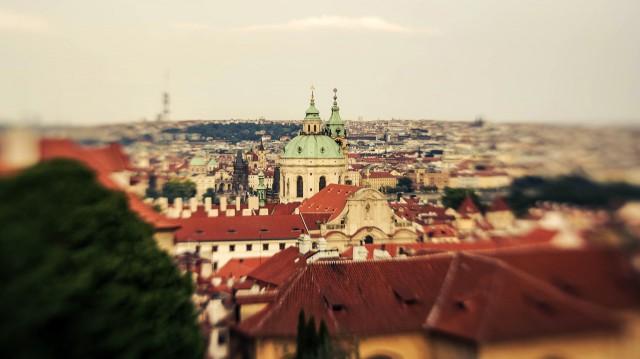10 популярных достопримечательностей Праги