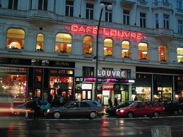 Лучшее кафе в Праге