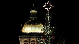 Новый Год в Праге 2013