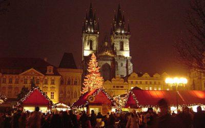 Главные ярмарки Праги