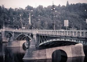 Чехов мост в Праге