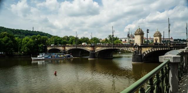 Мост Легии в Праге