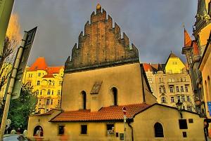 Еврейский Квартал  Праге