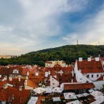 Мала Страна. Прага.
