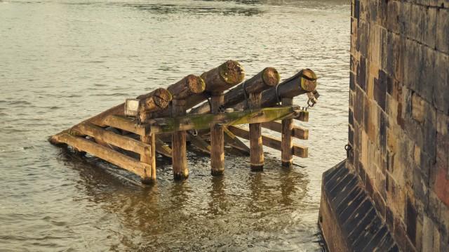 Виды на Влтаву с кораблика