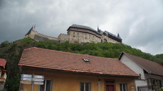 Карлштейн в Чехии открыл 2013 сезон