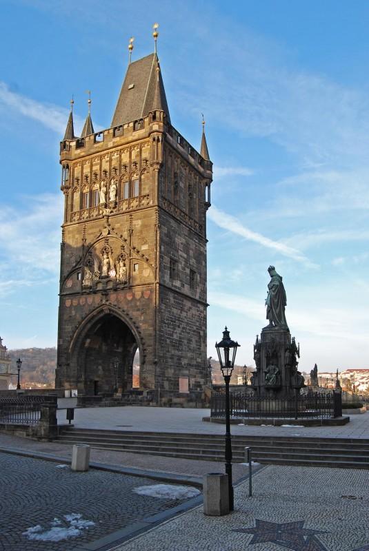 Памятник Карлу IV в Праге