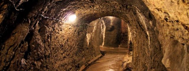 Йиглавские подземелья