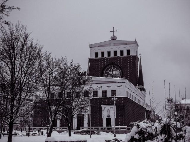 Церковь Пресвятого Сердца Господня в Праге