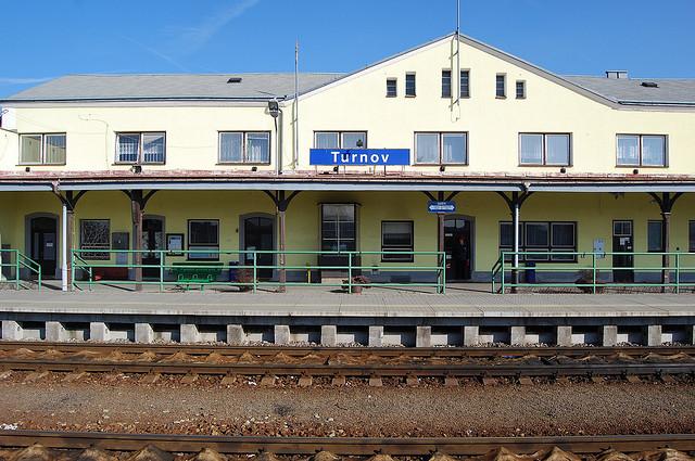 Чешский город Турнов