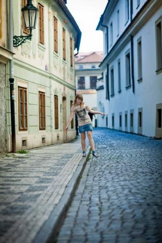 Фотограф в Праге - Александр Антонов