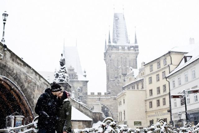 Фотограф в Праге Майа Юрская