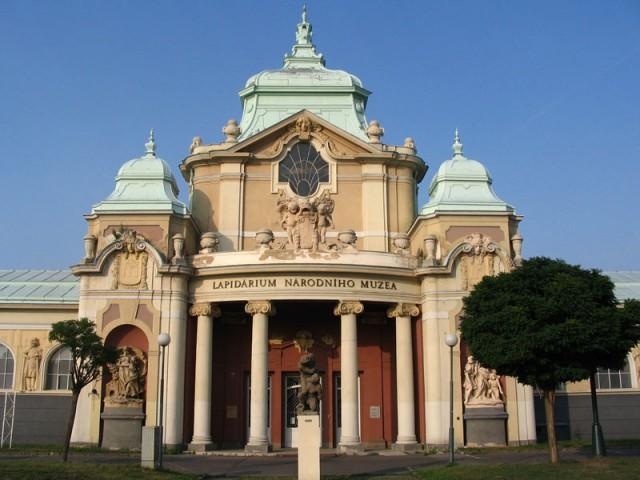 Лапидарий Народного Музея в Праге