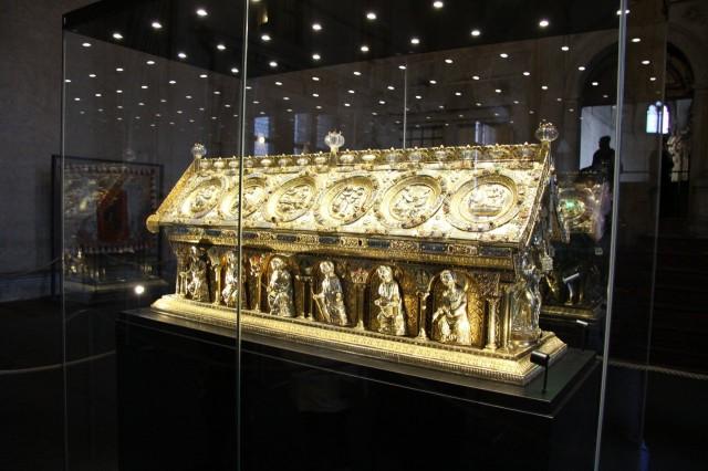 Реликварий Святого Мавра