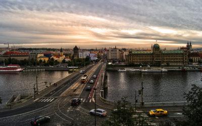 Стефаников мост в Праге