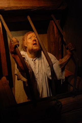средневековых орудий пыток