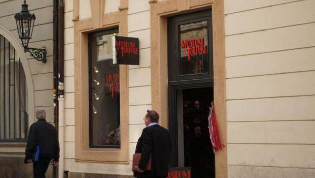 Музей средневековых орудий пыток в Праге