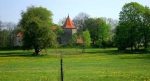 Замок Цукнштейн отлично подходит для поиска кладов в Чехии