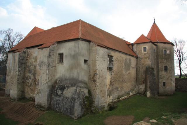 Поиск кладов в Чехии в Крепости Цукнштейн