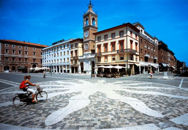 Римини. Италия.