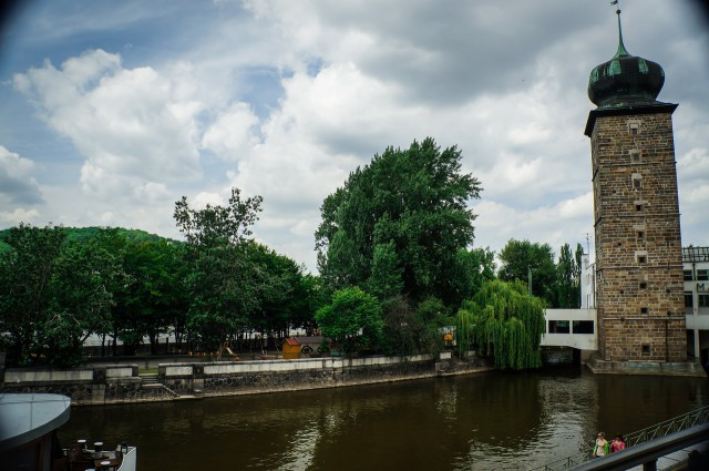 Славянский остров в Праге