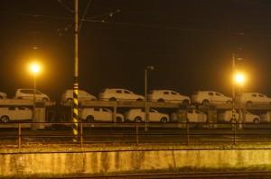 ЖД Станция Кутна Гора