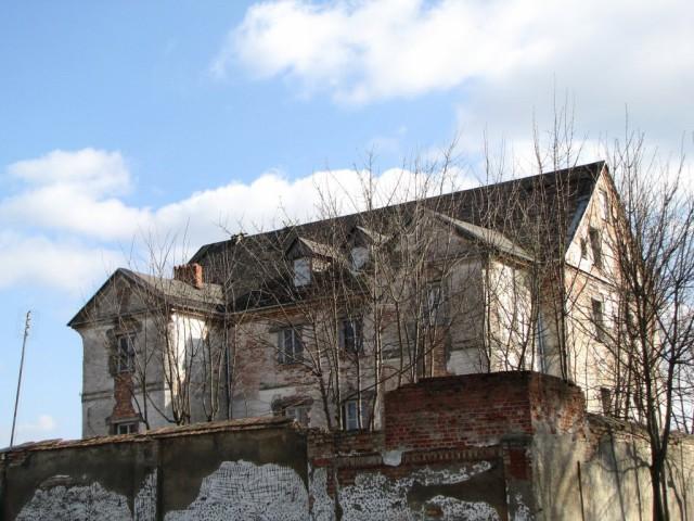 Замок Лик (Элкский замок) в Польше