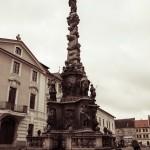 Чумная колонна в Кутной Горе