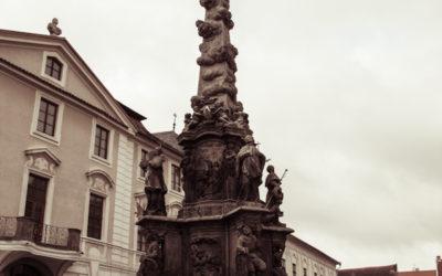 Чумная колонна и Влашский двор