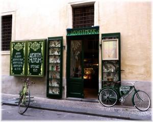 Абсент в Праге где купить