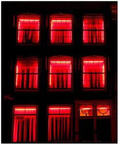 Экскурсия по кварталу красных фонарей в Амстердаме