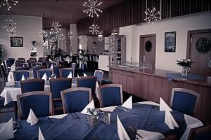 Ресторан в отеле Ilf в Праге 6