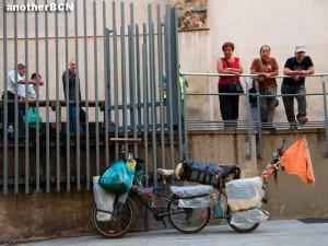 Барселона глазами бездомных